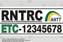 Confira a tabela com as datas para o recadastramento do RNTRC