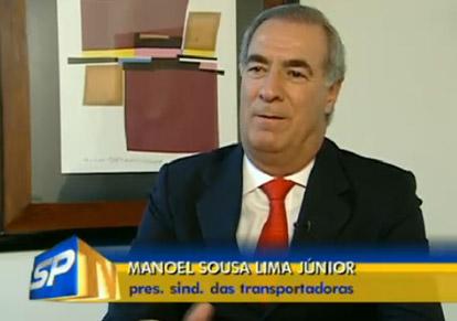 Presidente do SETCESP comenta o primeiro dia de restrições em matéria na TV Globo