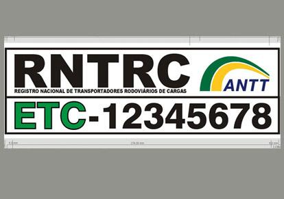 Empresas têm 53% dos veículos do RNTRC e autônomos quase 46%