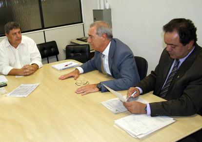 DSV receberá estudo do SETCESP para liberação do VUC