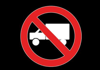 Restrição ao tráfego de caminhões divide opiniões