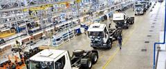 BNDES faz mercado de caminhões cair
