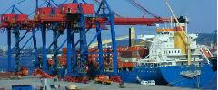 Portos se tornam nova fronteira logística