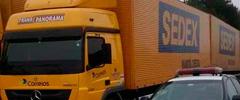 Paraná: motoristas da frota dos Correios são presos por adulteração em caminhões