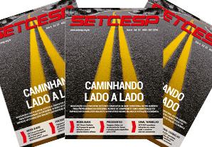 Edição 32 da Revista SETCESP já está disponível para download