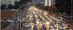 Frota de veículos registrada no Estado aumenta 161% em 20 anos