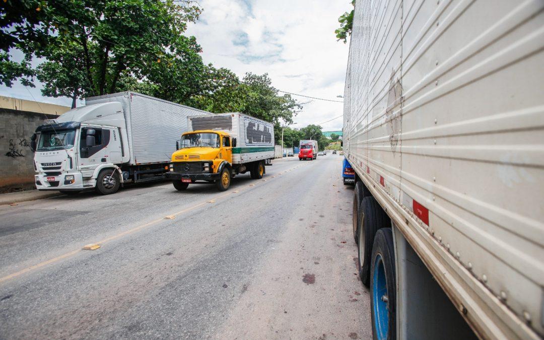 Suporte ao Transportador – Roubo de Cargas