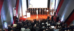 Festa no SETCESP homenageia as empresas Top do Transporte 2018