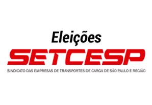Vote para eleger a Diretoria do SETCESP