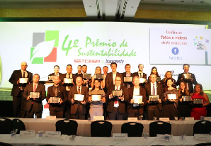 4º Prêmio de Sustentabilidade SETCESP & Transporte Moderno