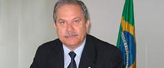 Comunicado de falecimento de Alfredo Peres da Silva