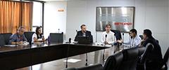 Diretoria de Abastecimento e Distribuição realiza reunião com IPTC