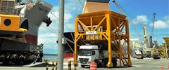 Porto de Santos supera expectativas de carga movimentada em 2018