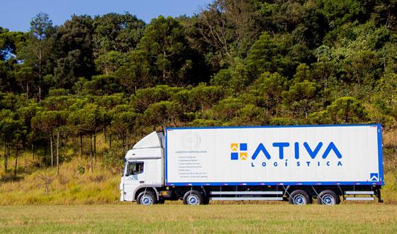 Ativa Logística investe forte em logística 4.0 para fortalecer operações de clientes em 2019