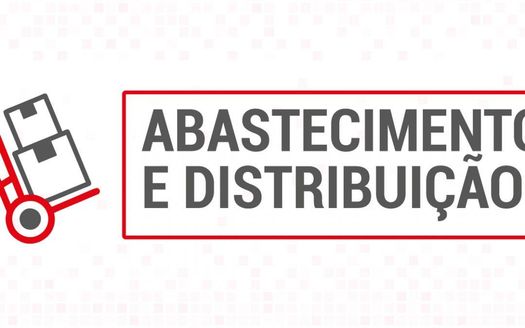 Participe da reunião da Diretoria de Abastecimento e Distribuição