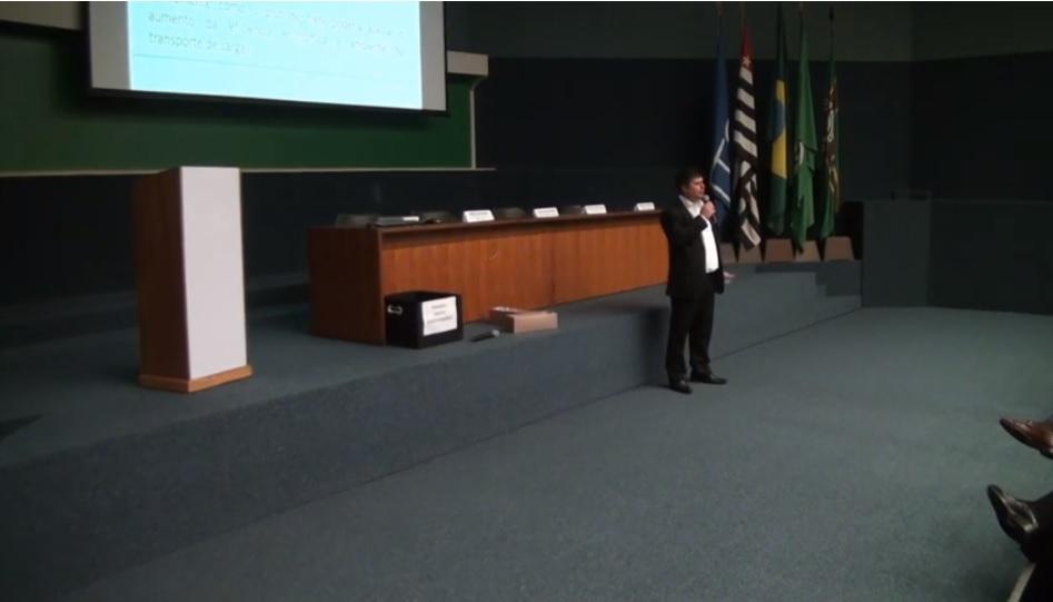 Marcelo Rodrigues participa da reunião promovida pela ESALQ