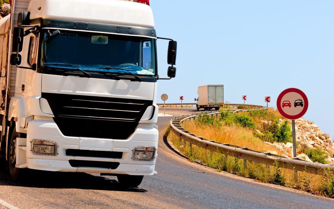 Mercado de caminhões avança 66% em fevereiro