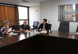 Diretoria de Especialidade de Transporte de Mudanças define ações de 2019