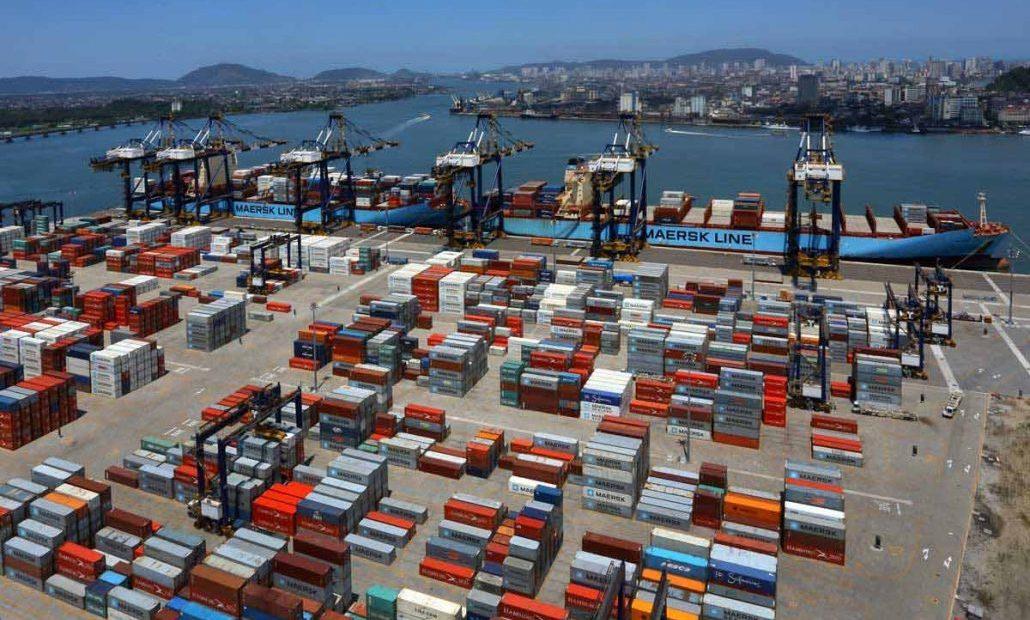 Movimentação nos portos cresce 2,7% em 2018
