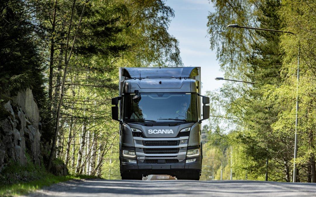 Scania lança Nova Geração de caminhões