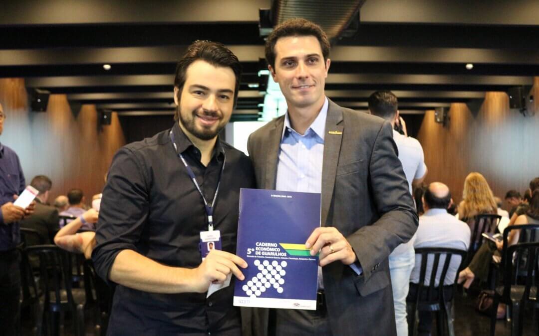 Guarulhos lança caderno com o potencial econômico da cidade