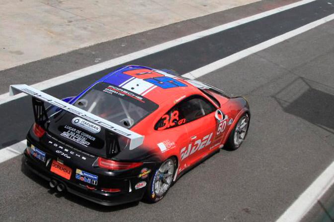 SETCESP realiza campanha de conscientização na Porsche GT3 Cup