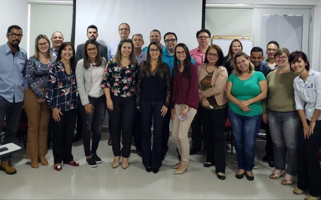 Reunião de RH na CAS Jundiaí discute eSocial