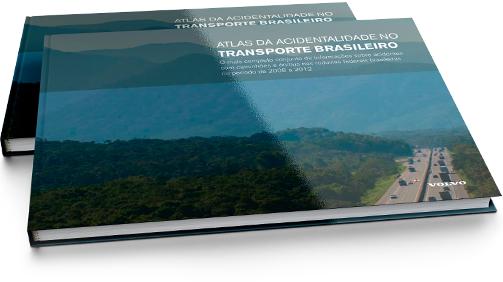 Acesse o Atlas da Acidentalidade no Transporte Brasileiro