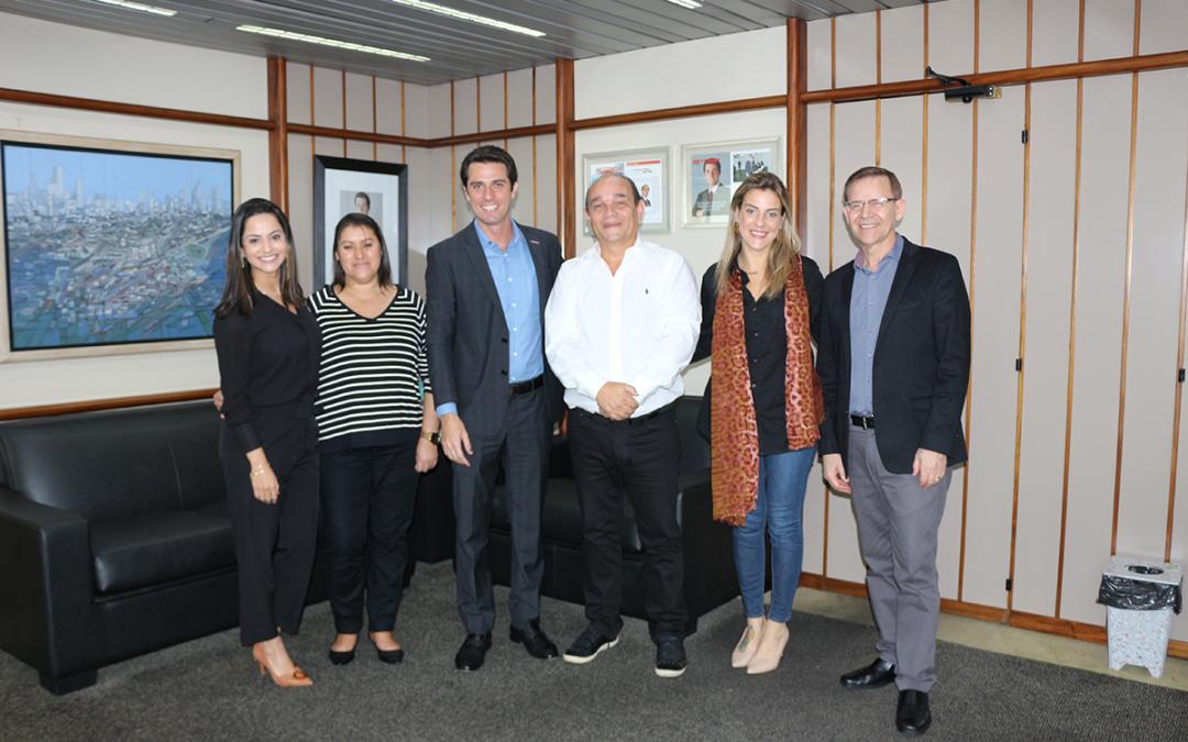 SETCESP recebe a visita de representantes do Sindicato do Rio Grande do Sul