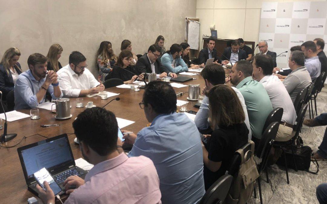 Tayguara Helou participa de encontro sobre e-commerce na Fecomercio