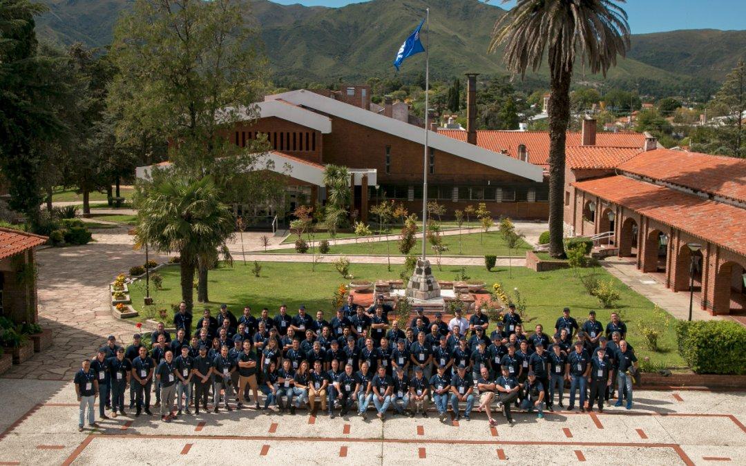 Vipal Borrachas realiza encontro para treinamento da Vipal Rede Autorizada na Argentina