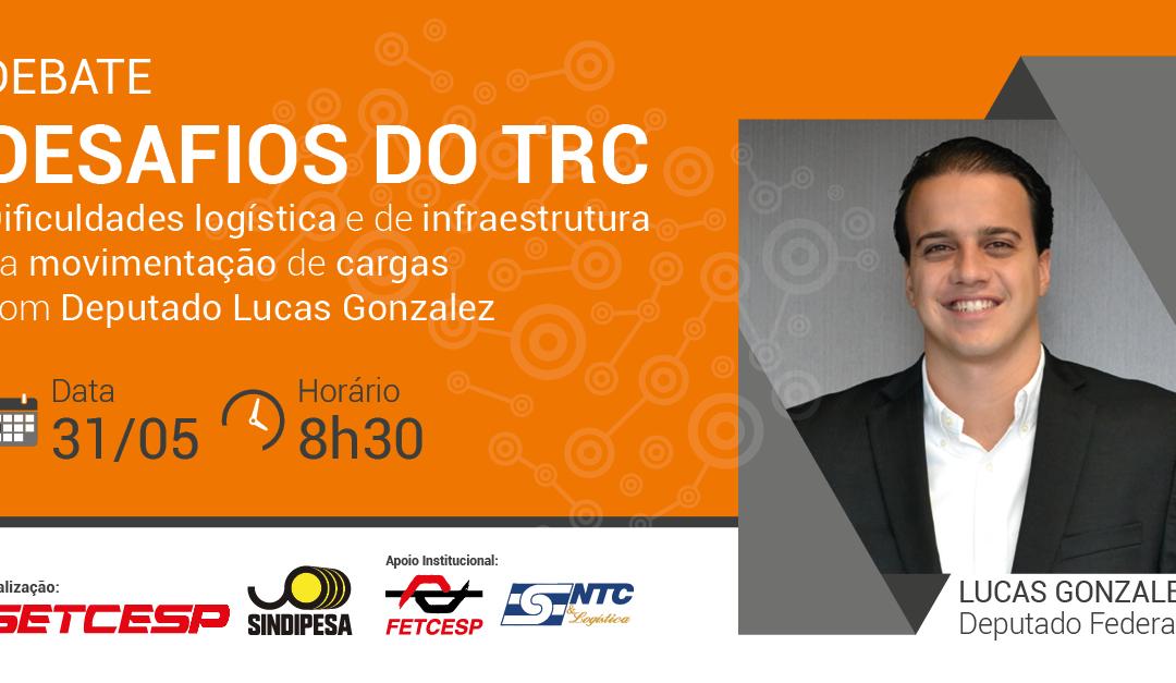 """SETCESP e SINDIPESA promovem encontro entre empresários e legislativo para debater os """"Desafios do TRC"""""""