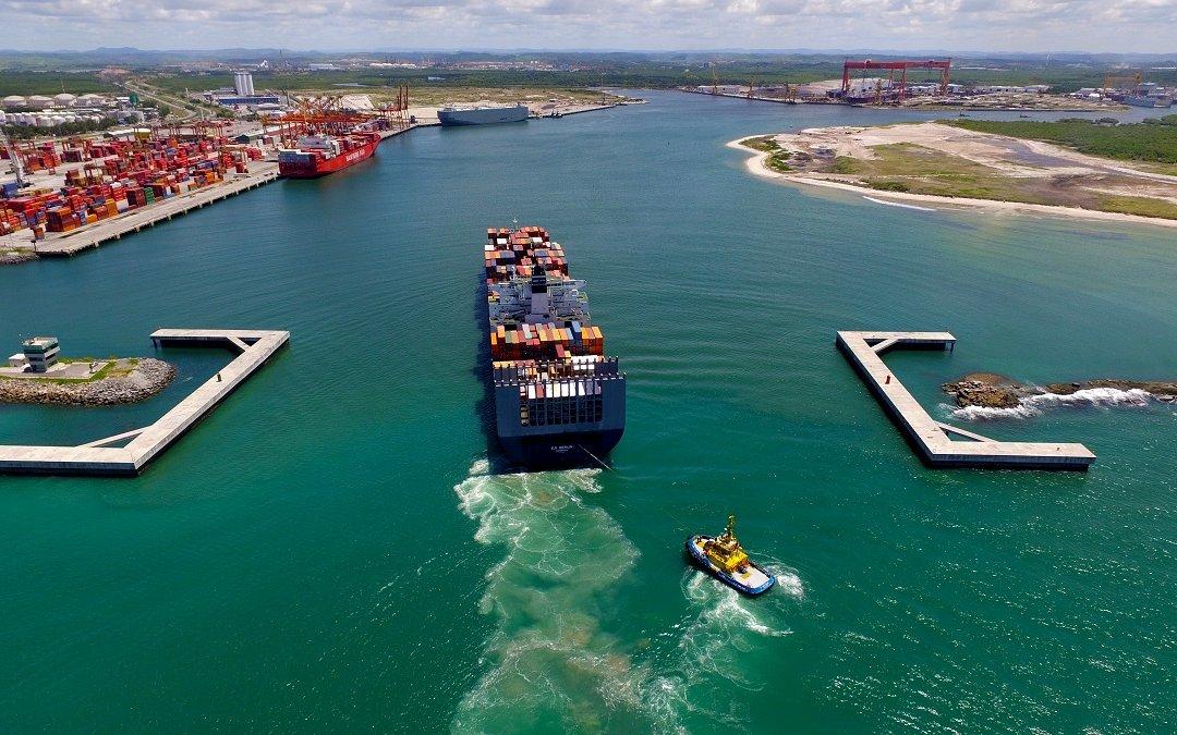 Porto de Suape terá serviço expresso de cabotagem