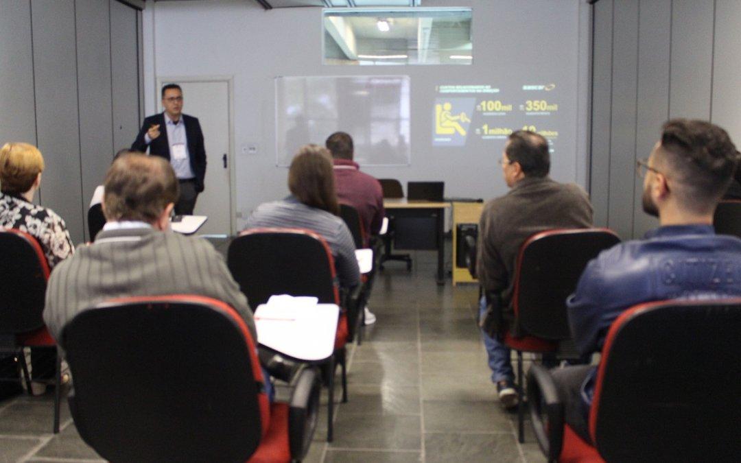 SETCESP e SASCAR realizam curso sobre os benefícios da Telemetria