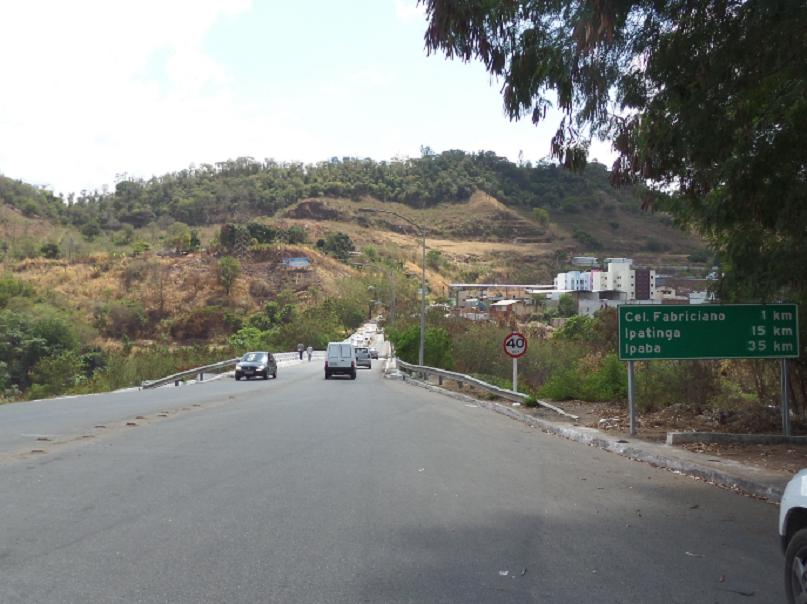 DNIT segue recuperação da ponte sobre o rio Piracicaba, na BR-381/MG