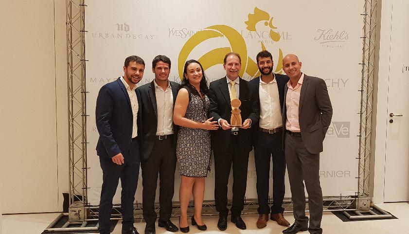 Argius Transportes recebe prêmio de excelência da L'Oréal Brasil