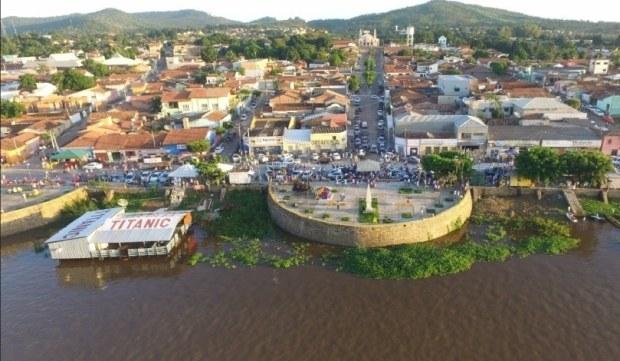 DNIT consegue, na Justiça, a retomada das obras da ponte sobre o rio Araguaia