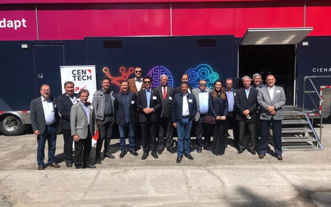 SETCESP conhece startups de mobilidade no quarto dia de viagem técnica