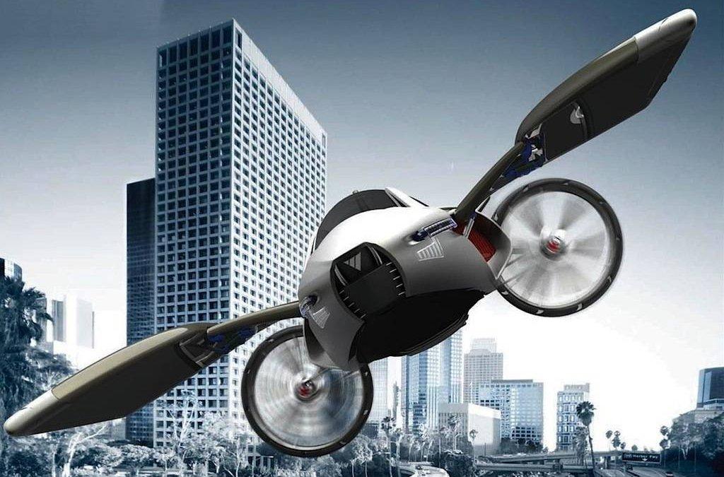 Micromobilidade e carro voador, você embarcaria?