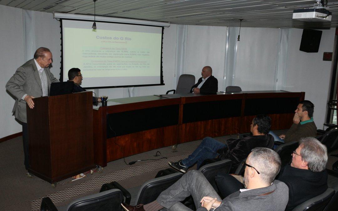 Reunião de Cargas Completas expõe medidas de gerenciamento de riscos para o segmento