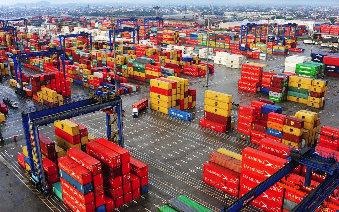 Porto de Santos adota tecnologia inédita para fiscalizar cargas  agropecuárias a distância – SETCESP