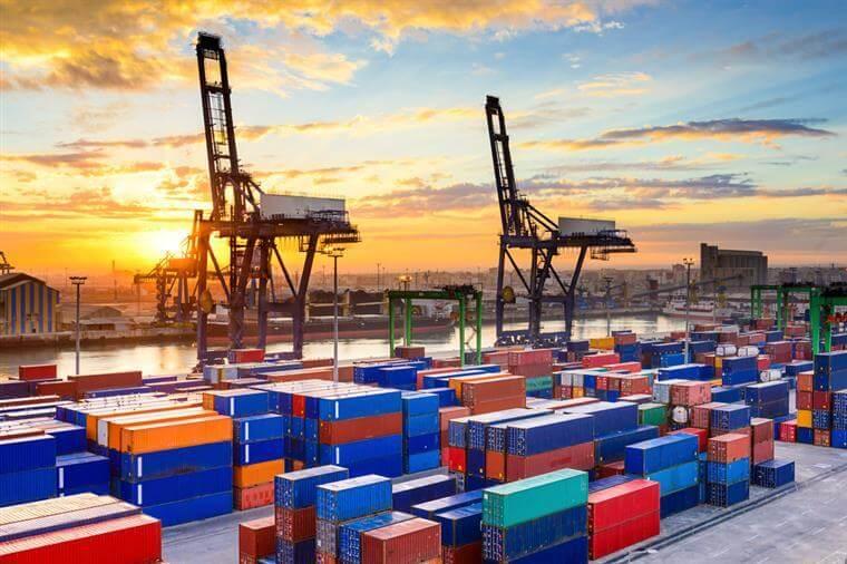 Exportações da China caem em junho com tarifas dos EUA
