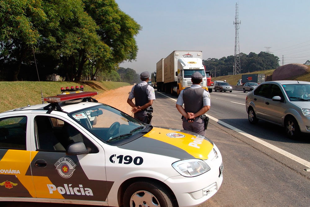 Doria anuncia aumento de policiais e melhoria das rodovias da região