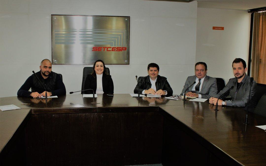 Logística em Transportadoras é nova diretoria do SETCESP