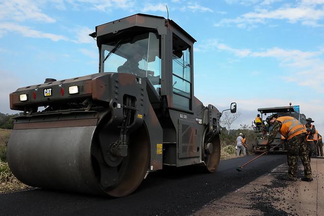 Governo Federal libera 47 quilômetros duplicados da BR-116/RS