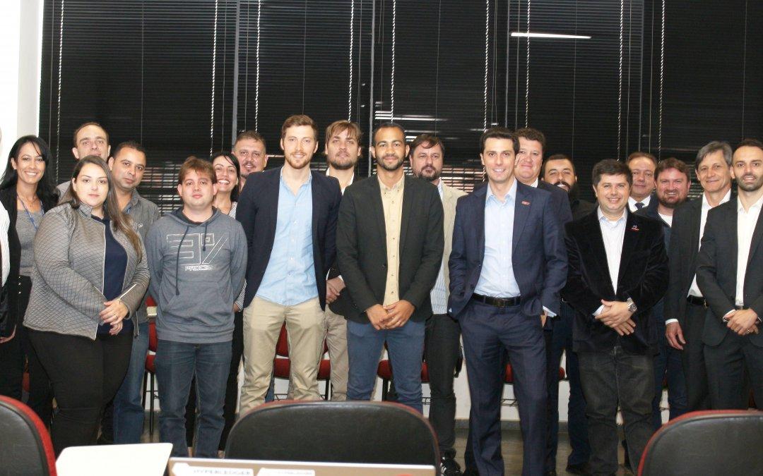 COMJOVEM SP inicia a estruturação da 'Blockchain do Transporte'
