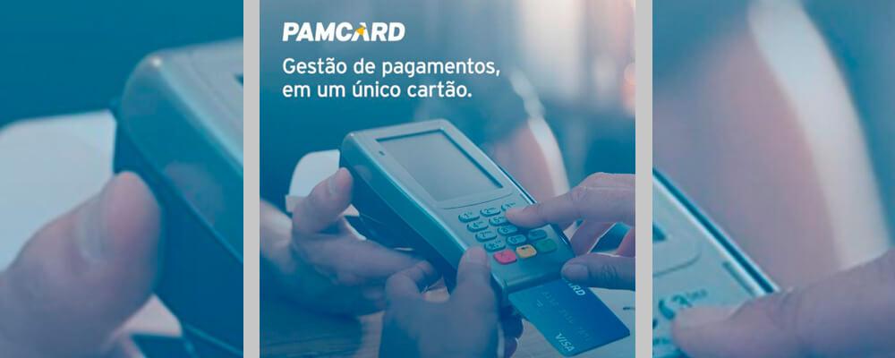 Conheça o Cartão Pamcard e faça diversos pagamentos em um único cartão