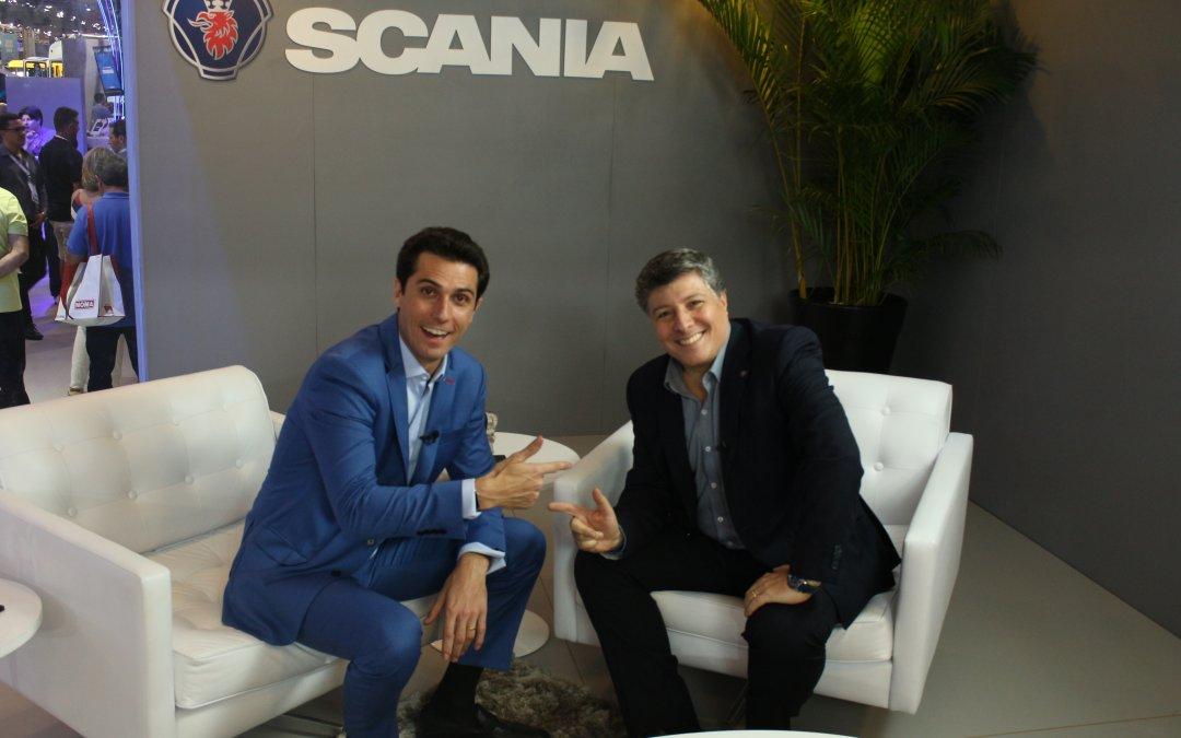 SETCESP e Scania: parceria além da estrada