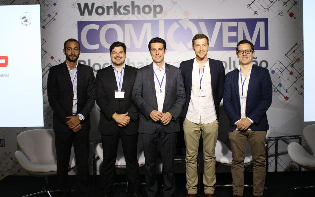 Workshop da COMJOVEM SP mostra Blockchain desenvolvida para o TRC
