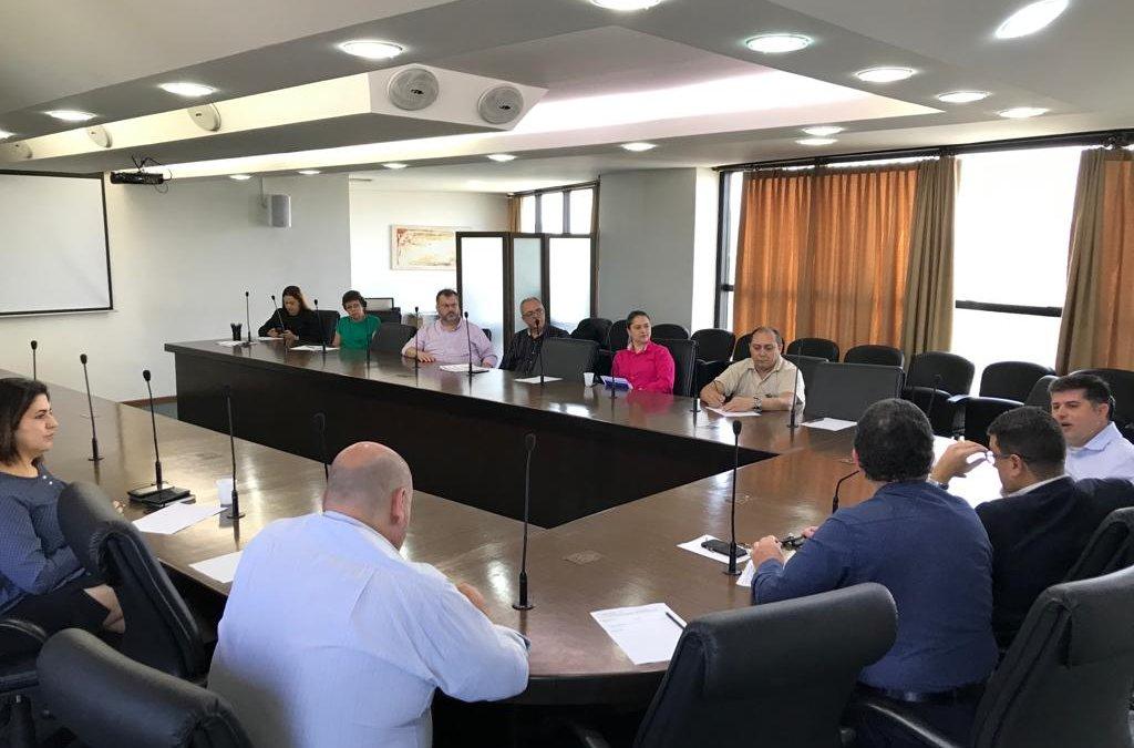 SETCESP realiza reunião de Cargas Completas